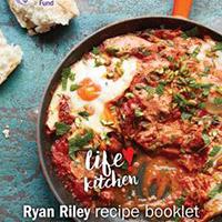 Ryan Riley's recipe booklet