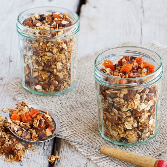 Try our low-fat Granola recipe